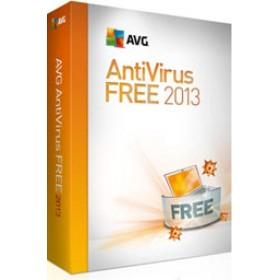 AVG Antivirus 2013 free edition