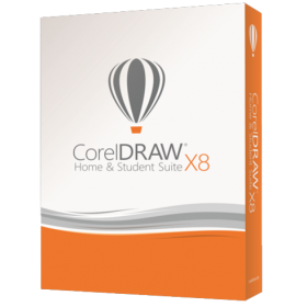 CorelDRAW Graphics Suite X8 Home & Student