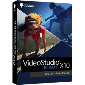 Corel VideoStudio Ultimate X10 ML EN/FR/IT/DE/NL