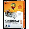 CorelDRAW Graphics Suite 2014 Home & Student - BOX RU