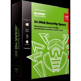 Комплексная антивирусная защита Dr.Web