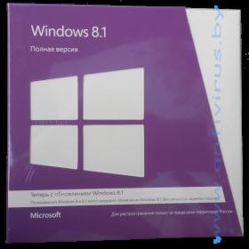 Windows 8.1 RUS [WN7-00938]