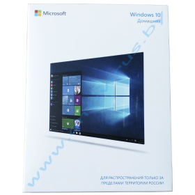 Windows 10 Home rus USB