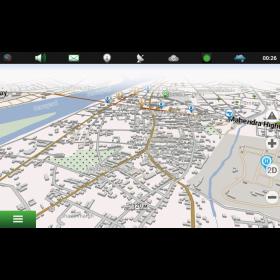 Навигационные карты для Navitel