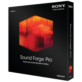 Sony Creative Software Sound Forge Pro